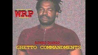 Ghetto Commandments