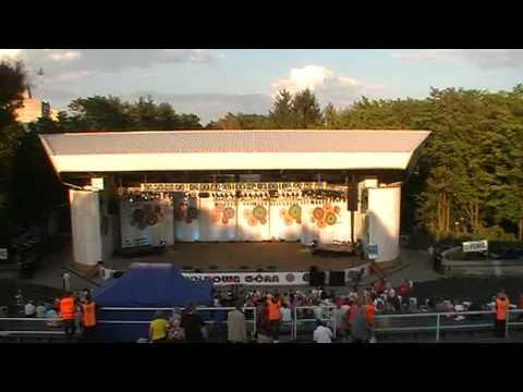 Video** 2012-3-203 Folk/18 **XXV INTERNATIONAL FOLK FESTIVAL**The Gala Concert Zielona Góra,Poland