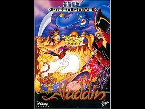 BITeLog 006E: Aladdin (MEGA DRIVE) LONGPLAY