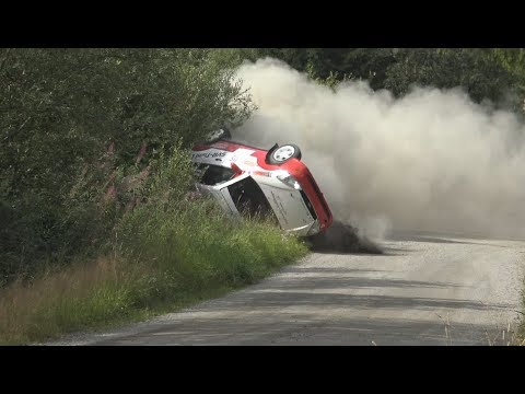 Keuruu Ralli 2019 (crash & action)