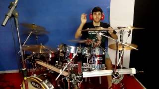 Poison - Nothin' But A Good Time - DRUM COVER