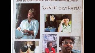 Toni Esposito Gente Distratta 1977