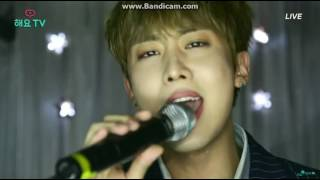 KNK - Sun Moon Star Eyecontact Live ver at Heyo TV 170608