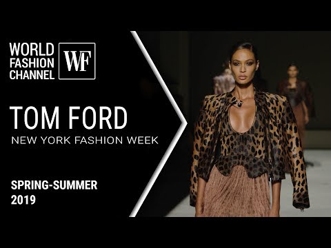 Tom Ford ss 2019 | New York Fashion Week