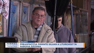 Preasfintitul Parinte Siluan a liturghisit in Parohia Batania