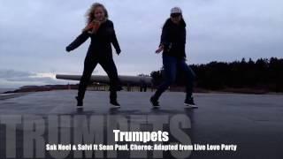 Trumpets Sak Noel & Salvi Ft Sean Paul DANCE