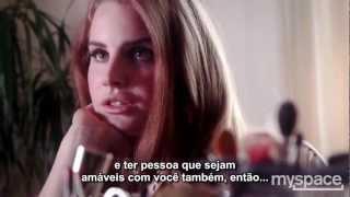 Lana Del Rey Entrevista Exclusiva (TRADUÇÃO BR)