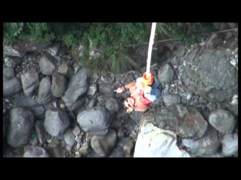 bungee in Nepal by Capt. Subro the last resort.