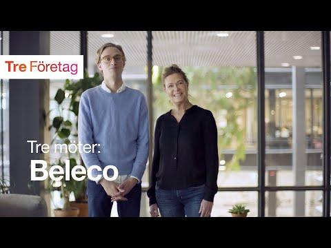 Tre möter Beleco | Tre Företag