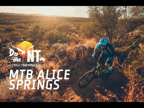Ride the Red Centre: MTB Alice Springs, Northern Territory