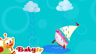 Wie Is Het? Wat Is Het? Sally de zeilboot - BabyTV Nederlands