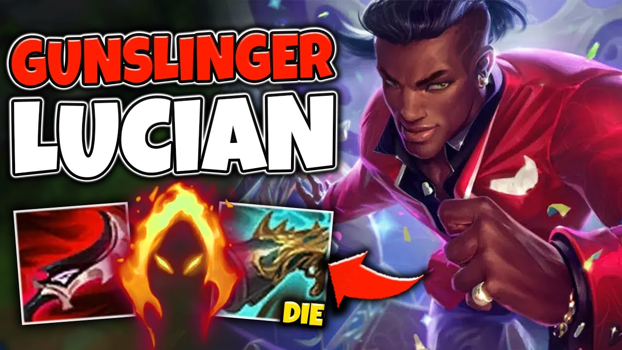 Zwag - OMG! PRESS R AND WATCH HEALTHBARS EVAPORATE! FULL LETHAL LUCIAN IS BROKEN - League of Legends