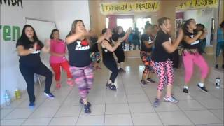 Zumba La Toma Choreography Zumba Karen Obson