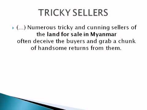 How to Buy House in Myanmar.wmv