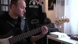 Claudio Baglioni - Notte di note, note di notte - Bass Cover - Paolo Costa Bassline