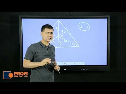 Cosinus sinuslar teoremasi.