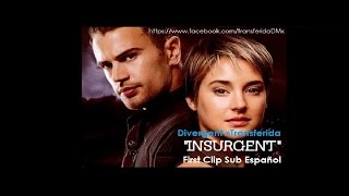 INSURGENT First Clip FOURTRIS (sub Español)