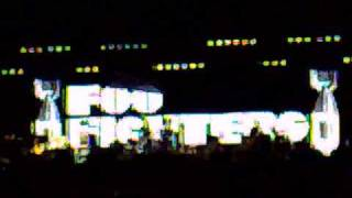 Foo Fighters ~ Enough Space / DOA ~ Live @ V Festival 2007