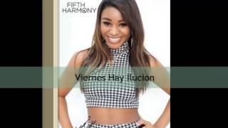Fifth Harmony-Eres Tu (LETRA)