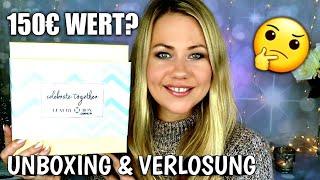 150 Euro Wert?! Luxury BOX 💎JANUAR 2019 | UNBOXING & Verlosung😍