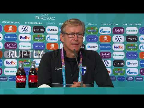 """""""Tomorrow is going to be a rather difficult test"""" - Finnish coach ahead of Russia clash at Euro 2020 photo"""