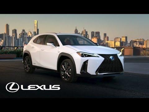 Lexus UX – Världspremiär