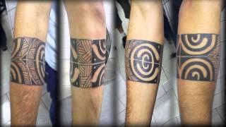 Vídeo Promo Tatuagem Tribal - X ART Studio