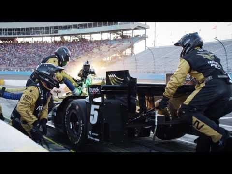 Always Forward - IndyCar Pit Crew
