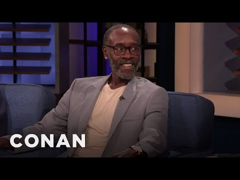 The Paparazzi Gave Matt Damon Directions To Don Cheadle's House - CONAN on TBS