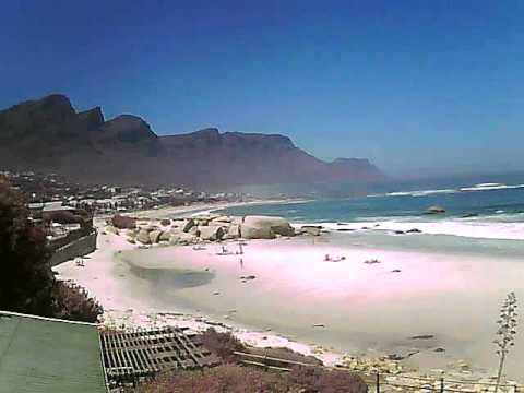 Timelapse Video – Glen Beach & Camps Bay – 08/01/2011
