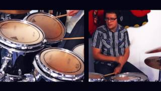 Miley Cyrus - Malibu [Drum Cover] (Alan Walker Remix)