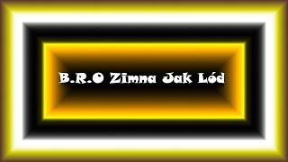 B.R.O ft. Merghani - Zimna jak lód - Tekst