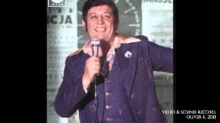 Arrivederci Roma- Tribute to Janusz Gniatkowski 1957!