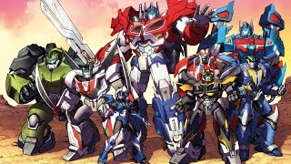 Transformers Prime Intro (With Lyrics) (WARNING - Your ears may bleed a little bit)