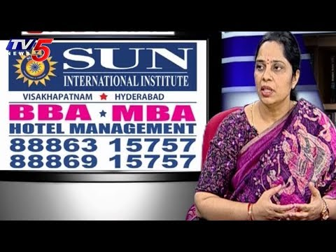 SUN International Institute for Technology and Hotel Management | Study Time | TV5 News