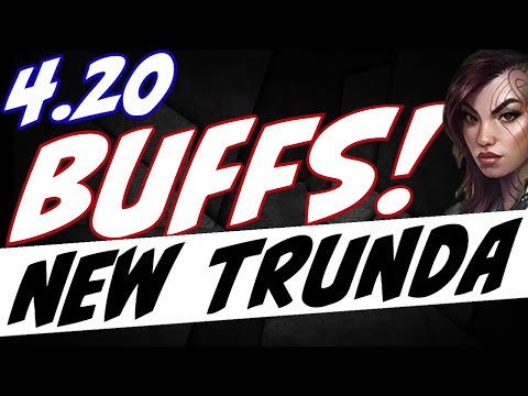 UPDATE 4.2 New Trunda dmg EPIC! Lets go! Raid Shadow Legends