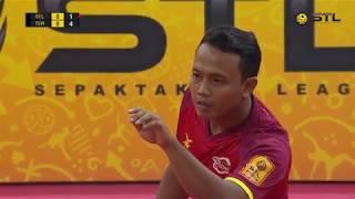STL 2018 : Selangor Pistons vs Terengganu Turtles  | Rangkuman Perlawanan | Astro Arena