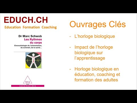 Les rythmes du corps Marc Schwob Art du temps Formation Coaching 1/4
