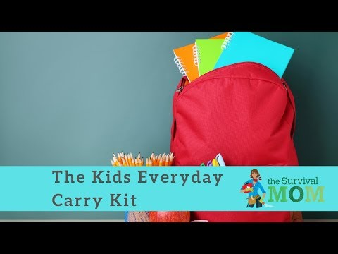 The Kids Everyday Carry Kit