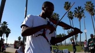 Adele - Rolling in The Deep - Lee England Jr. @ Venice Beach