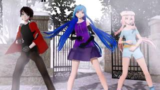 This Is Halloween (MMD) +Models DL