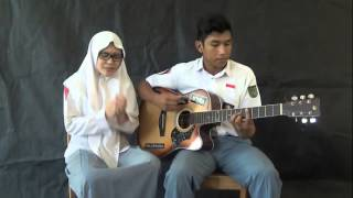 James Arthur-Impossible (Cover By Mira And Mujib)