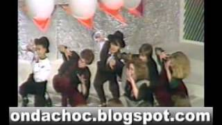 Onda Choc - Naquele Oásis 1988