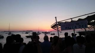 Sunset at Café Del Mar (8/7/16)