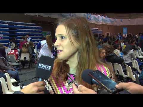 """Paola Vessvessian - Ministra de Desarrollo Social / Peña """"Santa Cruz nos une"""""""