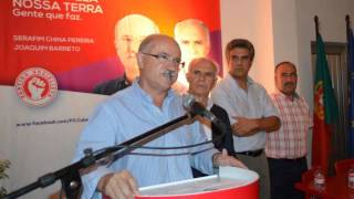 Tempo de Antena - Dr. Serafim China Pereira