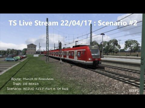 3DZUG-FZ17-Part 4: S4 back (Livestream 22/04/17)