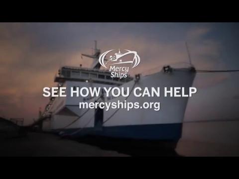 """Stena Line """"Mercyships"""" Hilfsprojekt"""