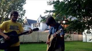 "Black Diamond ""Trail"" live acoustic (iPhone video)"