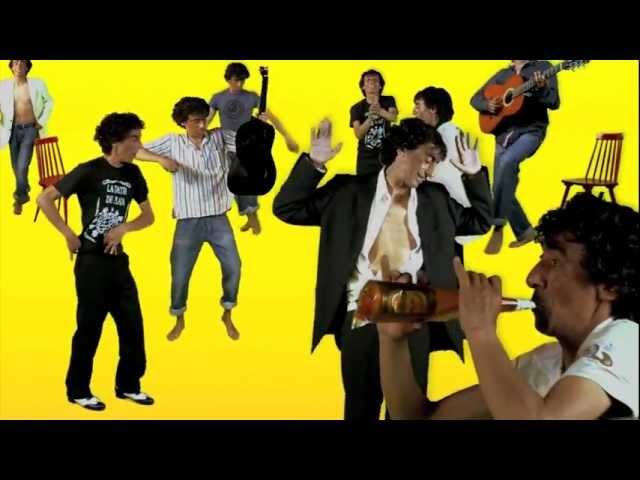 """Vídeo oficial de la canción """"Soy un limón"""" de Tomasito."""